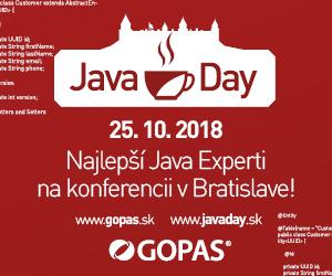 Vieš, ako chutí kvalitná Java? Dozvieš sa na JavaDay 2018