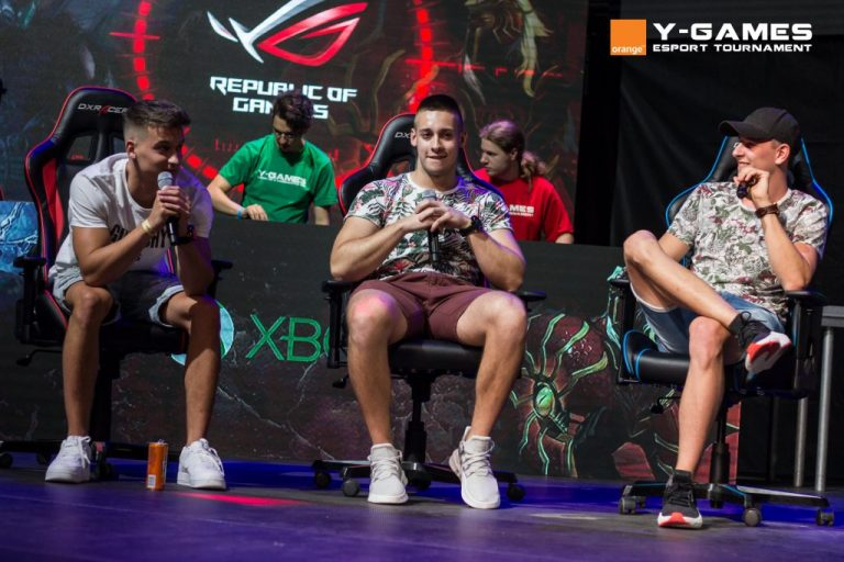 Orange Majstrovstvá SR v elektronických športoch 2018 už klopú na dvere!