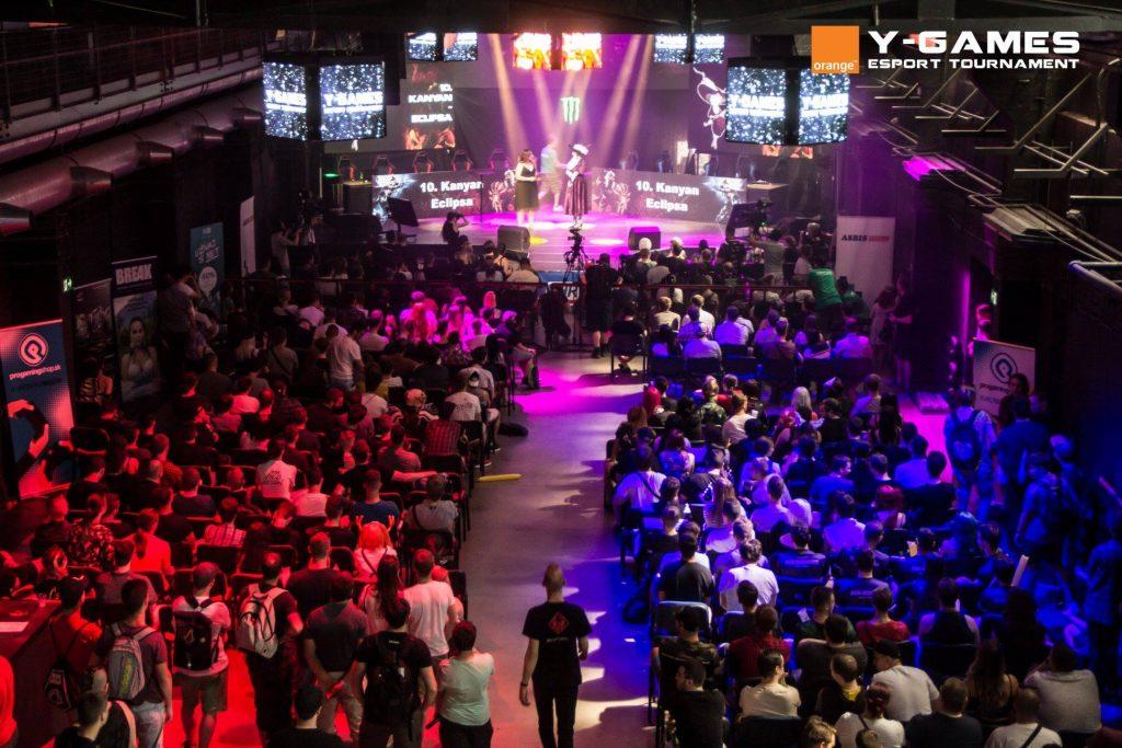 Orange Majstrovstvá SR v elektronických športoch 2018 už klopú na dvere! 3