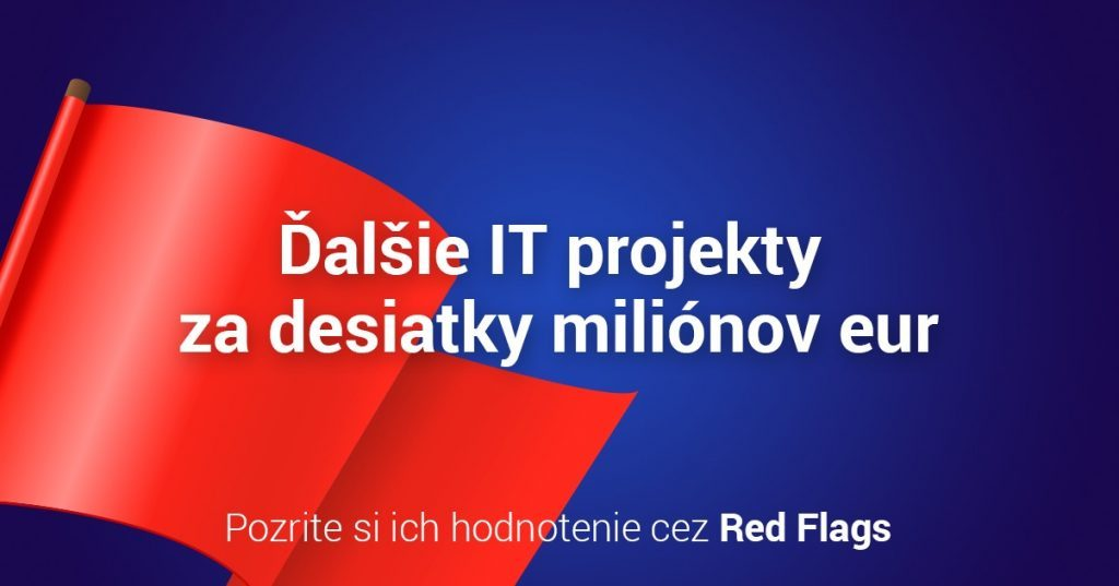Druhá vlna IT projektov za vyše 100 miliónov eur 1