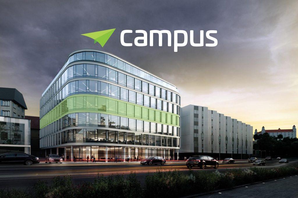 Na svoje druhé narodeniny otvára Campus ďalšiu pobočku? Čo ťa čaká? 1