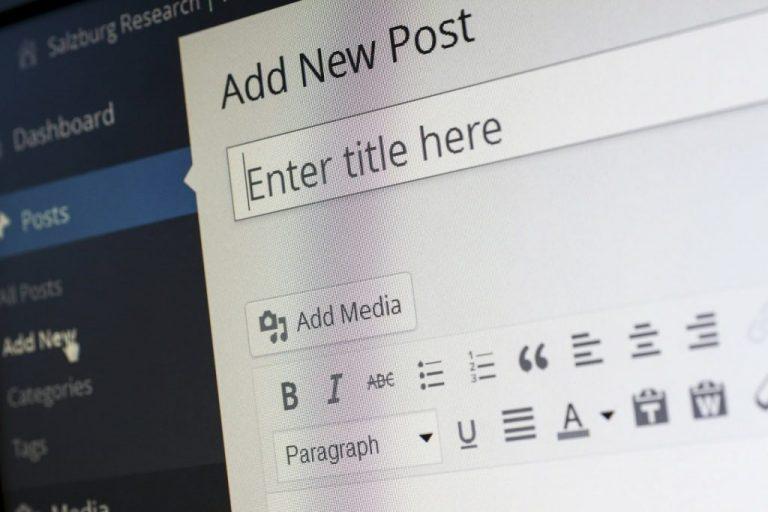 Ako na bezpečnosť WordPressu
