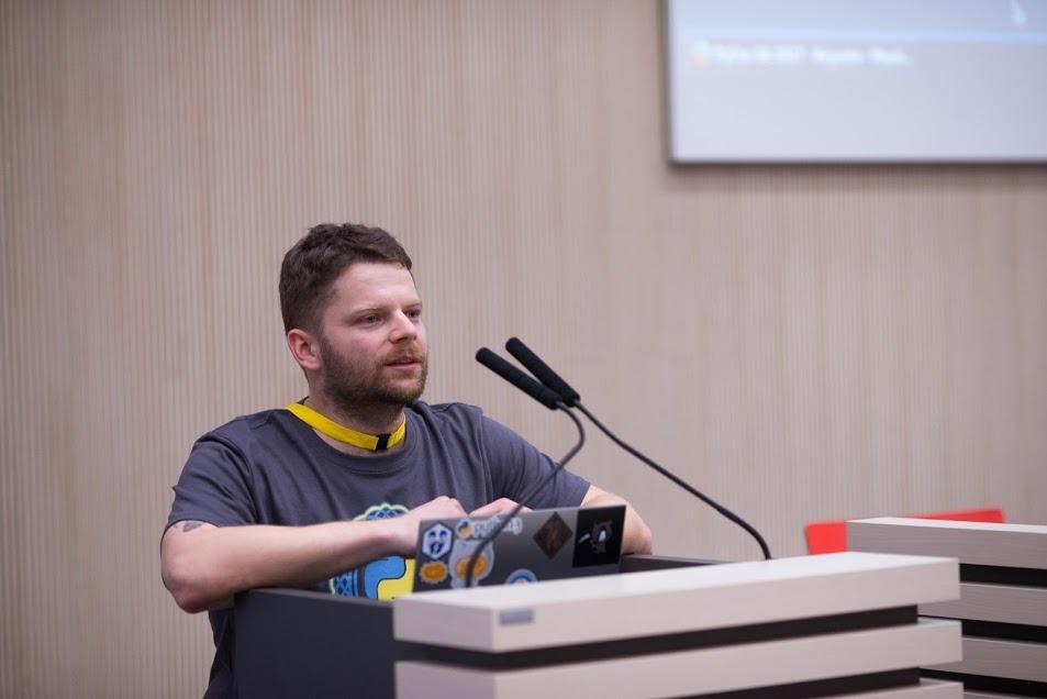 Zakladateľ PyCon SK Richard Kellner: Žijeme zlatý vek IT 3