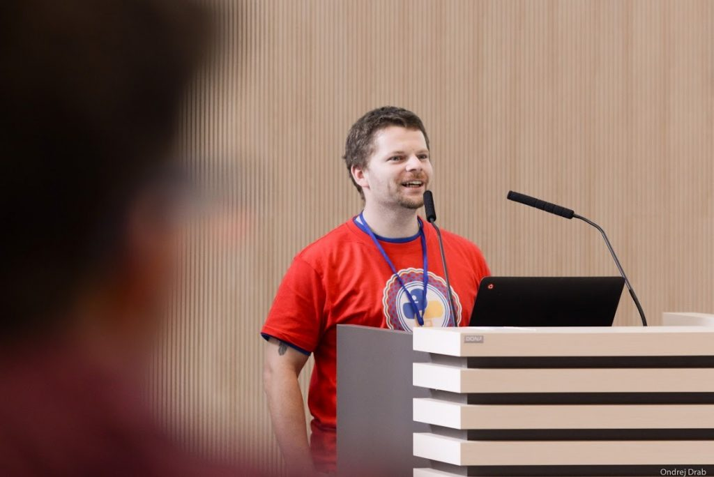 Zakladateľ PyCon SK Richard Kellner: Žijeme zlatý vek IT 1
