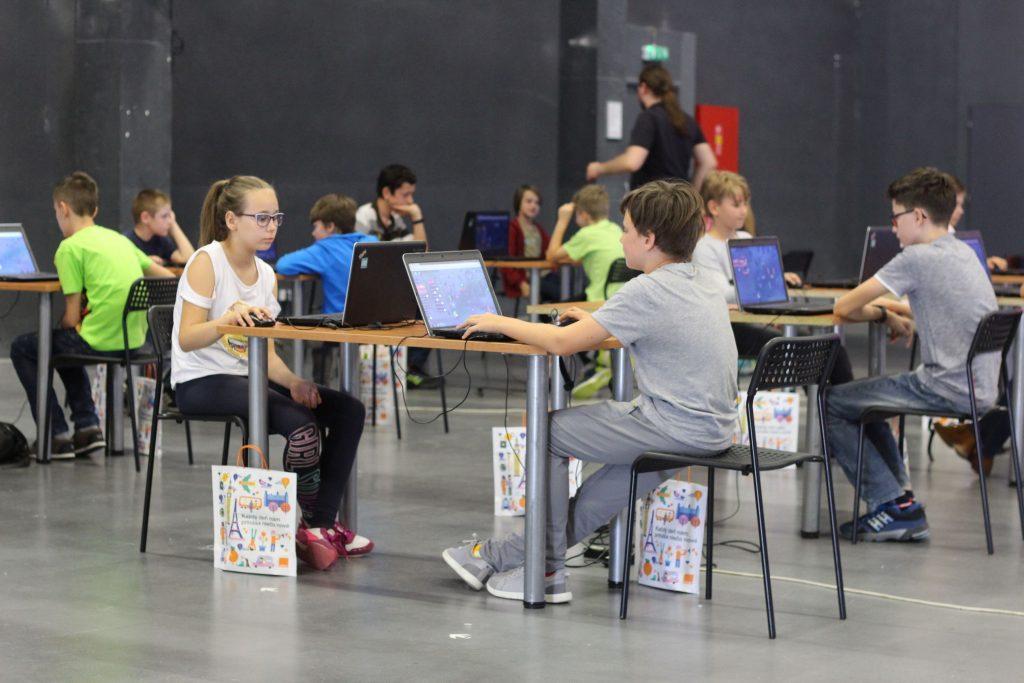 Na Galaxiáde hľadáme počítačové hry od žiakov základných škôl aosemročných gymnázií 3