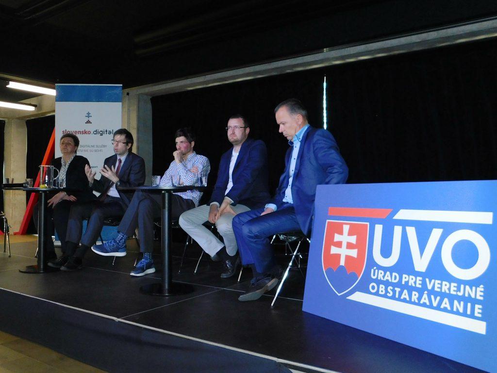Slovensko.Digital a Úrad pre verejné obstarávanie chcú viac konkurencie v štátnych IT tendroch 1