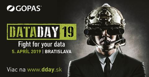 [Súťaž]Osloboďte svoje dáta na konferencii DataDay 2019