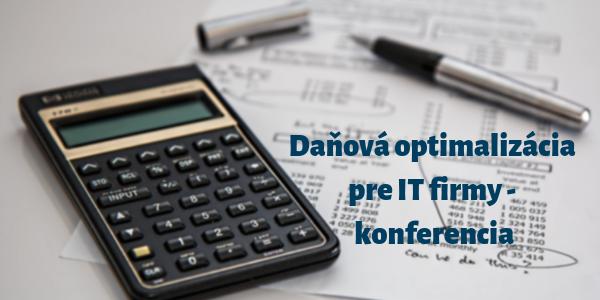 Optimalizujete správne svoje dane? 1