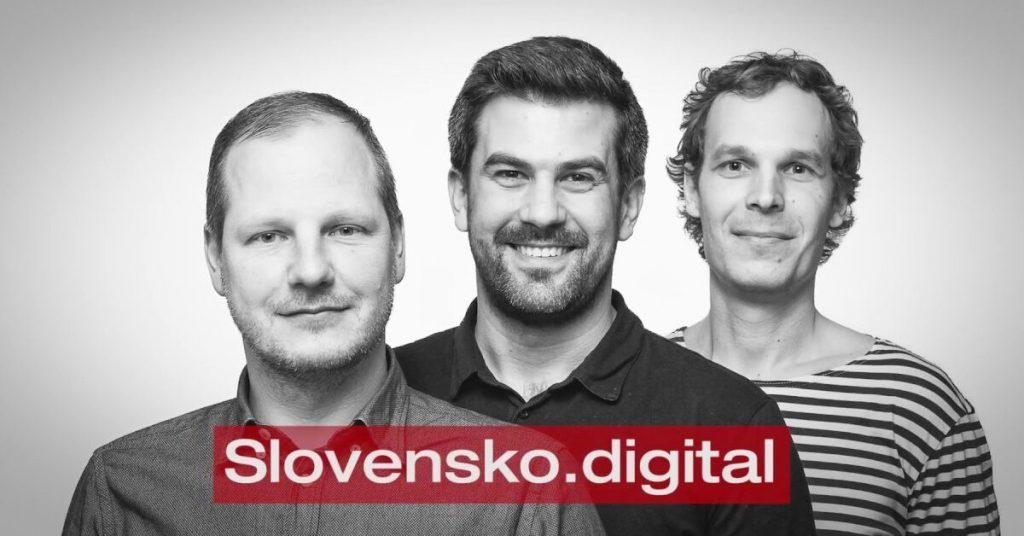 Ako Ján Suchal nepleskol dvermi a vzniklo Slovensko.Digital 3