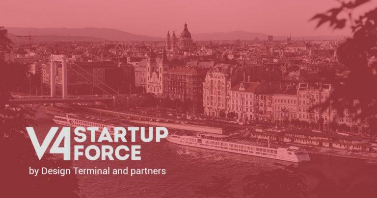 Startupy boostujú regionálne podnikateľské prostredie – V4 Startup Force program je späť!