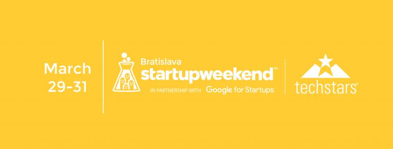 Startup Weekend Bratislava klope na dvere!