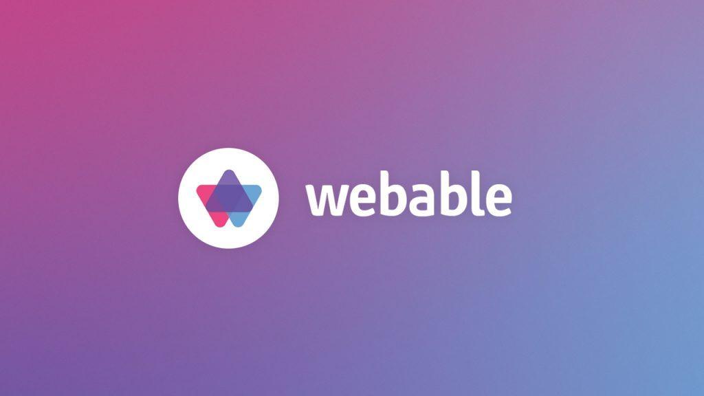 Webable – webový prehliadač pre nevidiacich 1