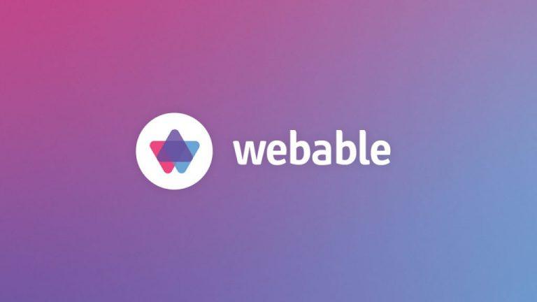 Webable – webový prehliadač pre nevidiacich