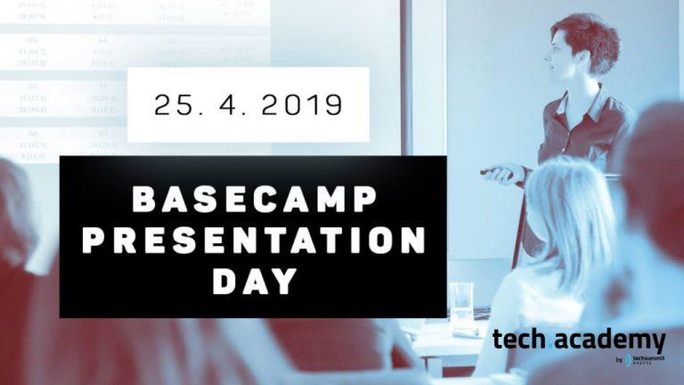 8-týždňový Data Science Basecamp je takmer na konci