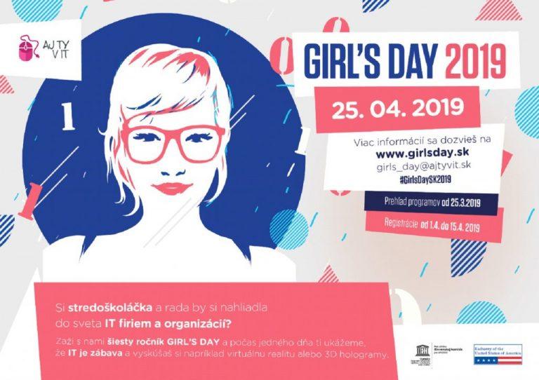 Aj Ty vIT prostredníctvom Girl's Day podporuje dievčatá vIT vzdelávaní
