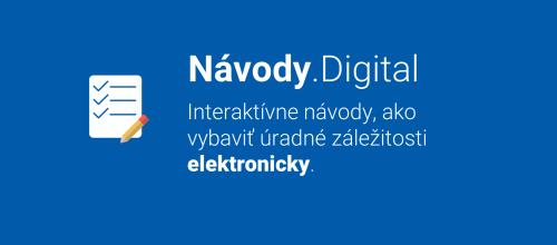 Slovensko.Digital pripravilo aplikáciu, ktorá zjednoduší zápis konečných užívateľov výhod do obchodného registra