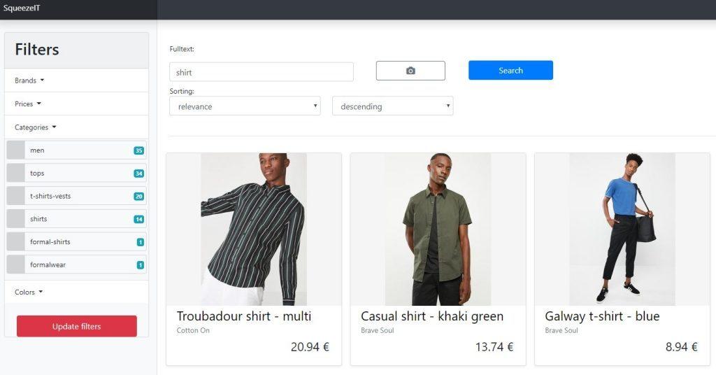 ImageSearch: Vyhľadávanie na základe obrázkov 3