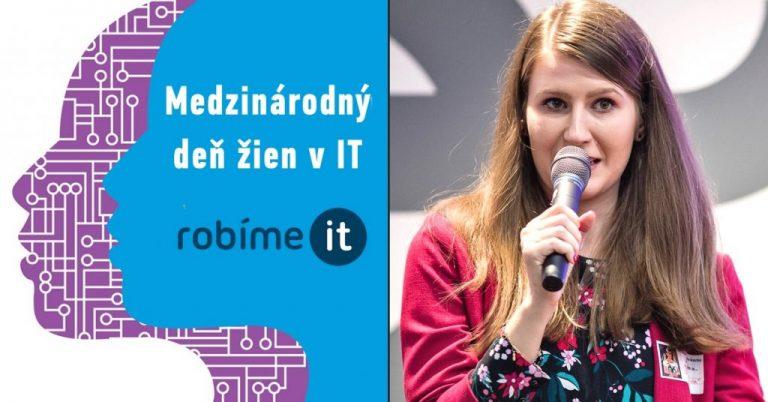 """Mária Solárová: IT je pre mňa jedno veľké """"wow"""""""