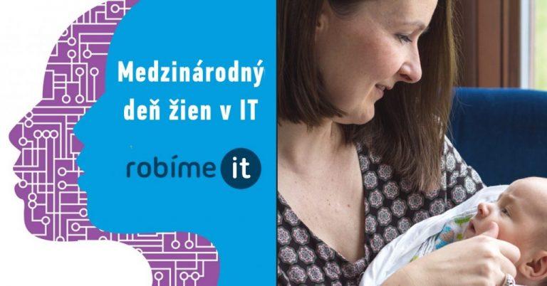 Zuzana Konečná: IT je fascinujúci, dynamicky sa vyvíjajúci sektor