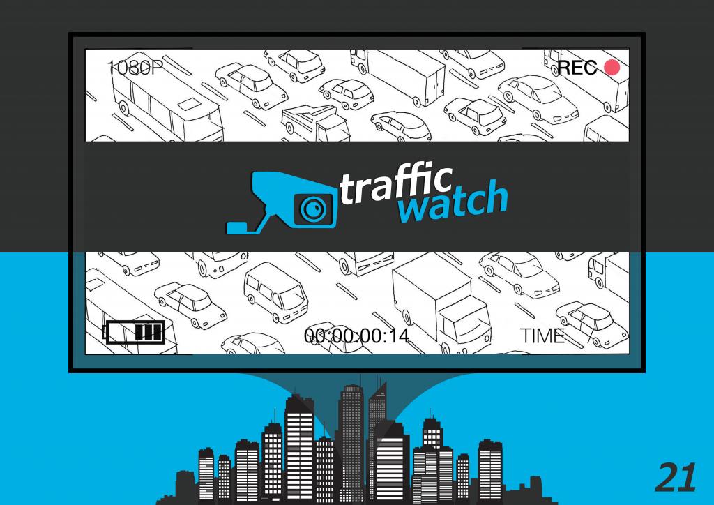 TrafficWatch – Monitoring dopravy pre inteligentné mestá 1