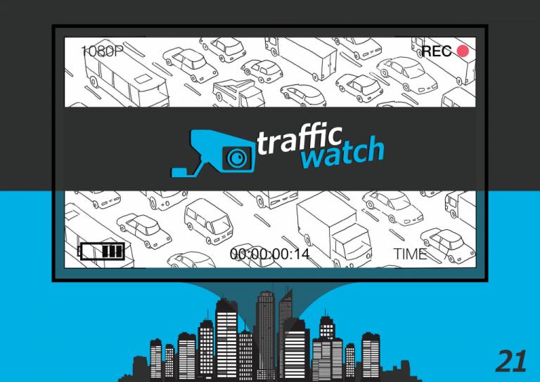 TrafficWatch – Monitoring dopravy pre inteligentné mestá