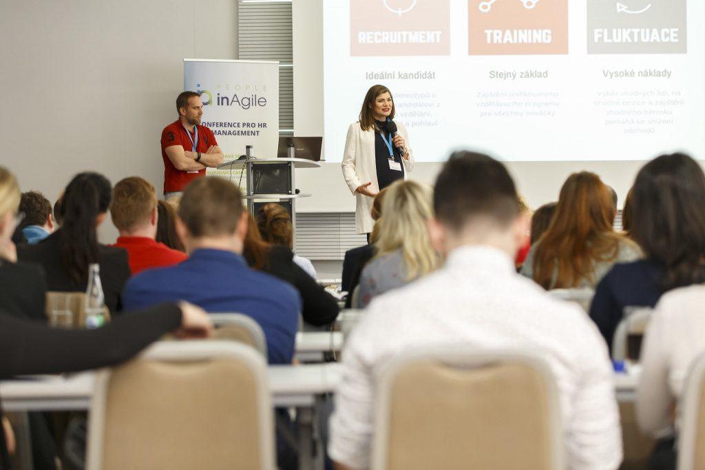 Aký bol prvý ročník konferencie People inAgile? 1