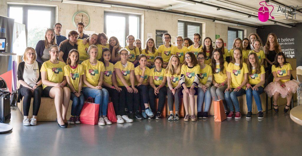 Slovenské tínedžerky naprogramovali originálne hry 3