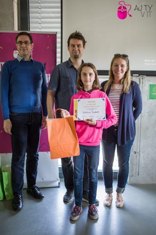 Slovenské tínedžerky naprogramovali originálne hry 11