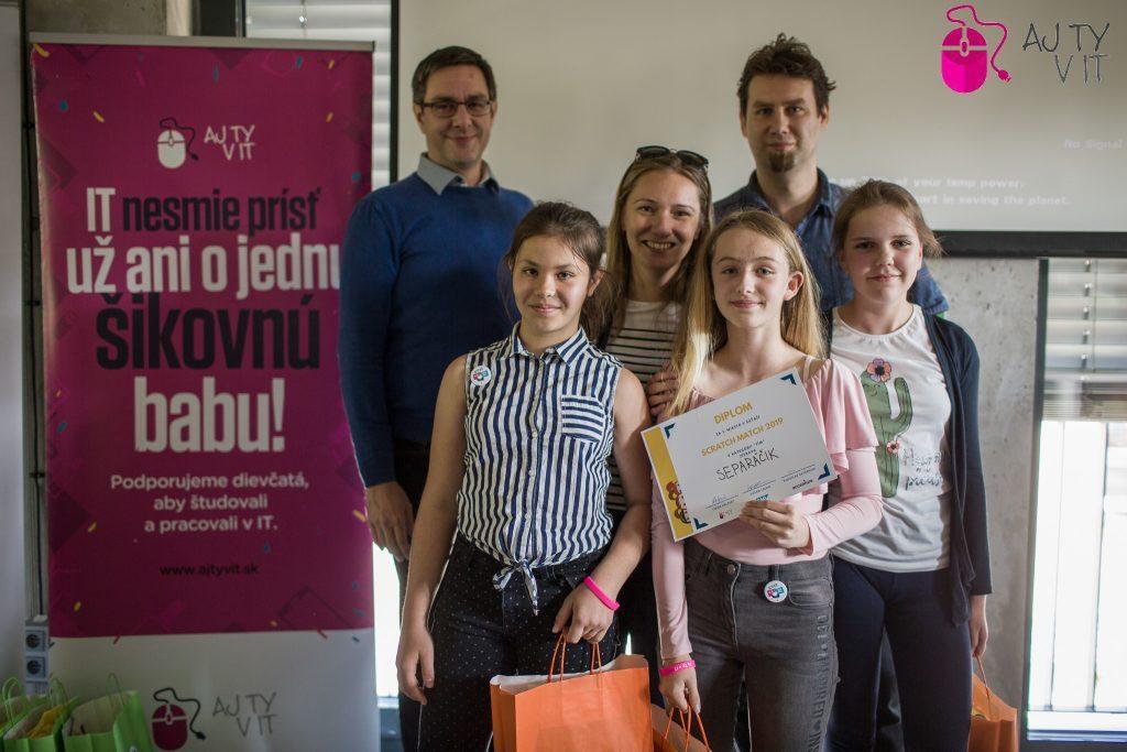 Slovenské tínedžerky naprogramovali originálne hry 9