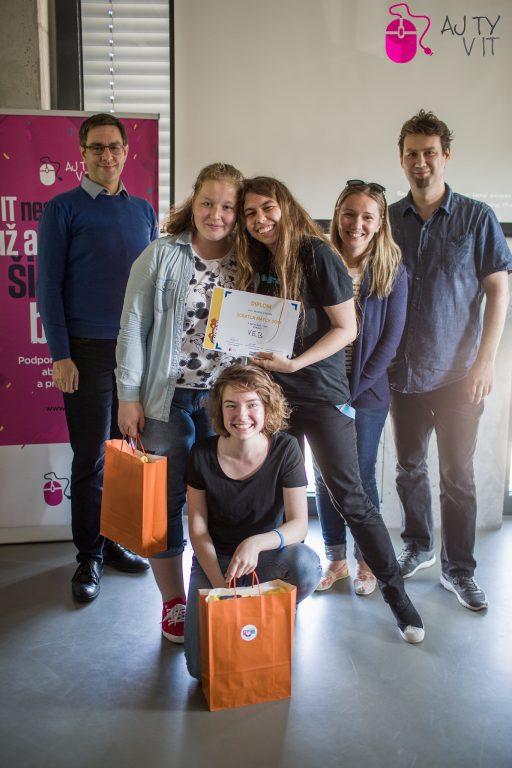 Slovenské tínedžerky naprogramovali originálne hry 5