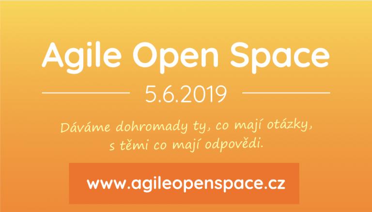 Nezmeškajte Agile Open Space