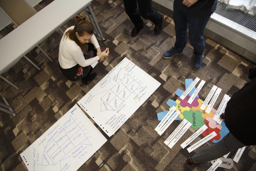 Aký bol prvý ročník konferencie People inAgile? 5