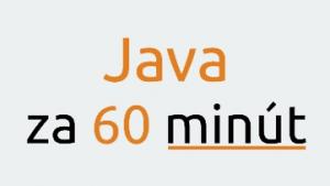 java za 60 minut