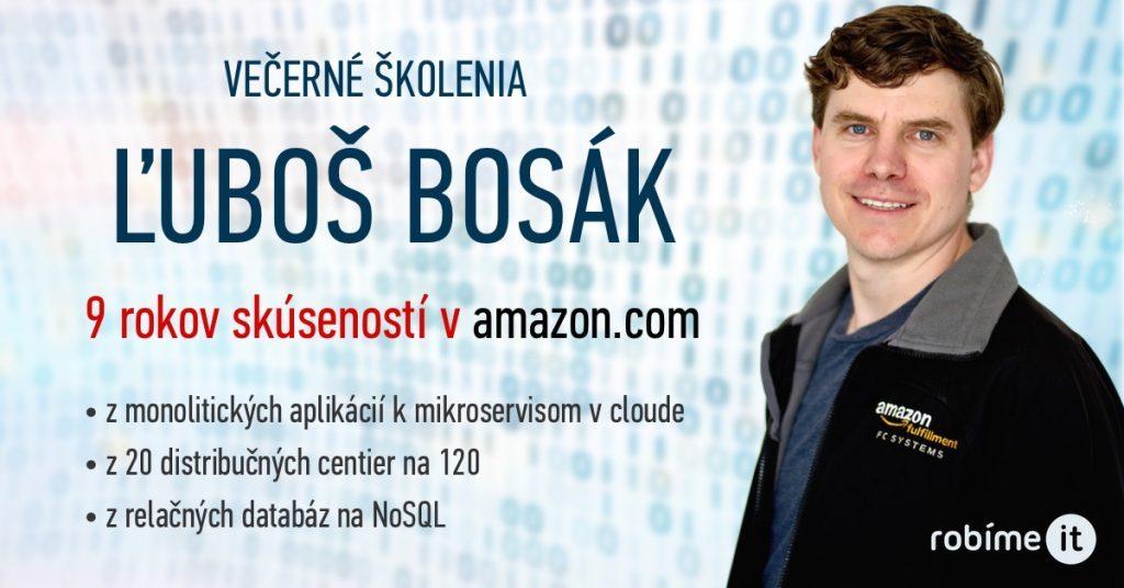 Nauč sa programovať ako v Amazone - Zásady programovania komponentov 1