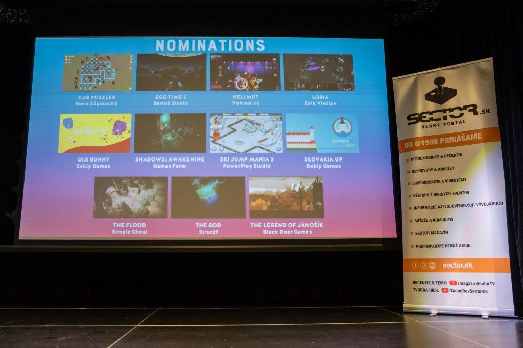 Hlavnú cenu Slovenská hra roka si odniesol Shadows: Awakening od košického štúdia Games Farm 3