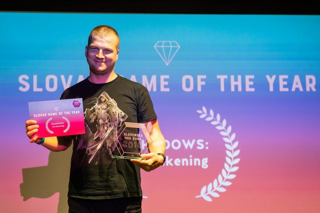 Hlavnú cenu Slovenská hra roka si odniesol Shadows: Awakening od košického štúdia Games Farm 1