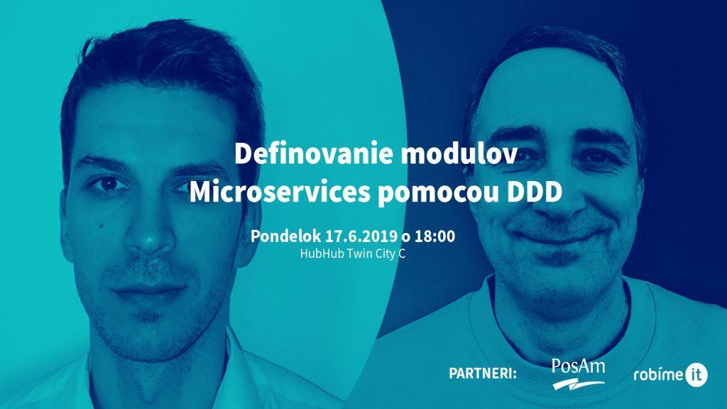DDD community prinesie novinky z muCon London 2019 3