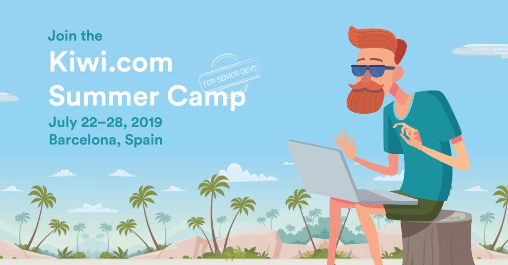 Kiwi.com organizuje ďalší ročník Summer Campu 1