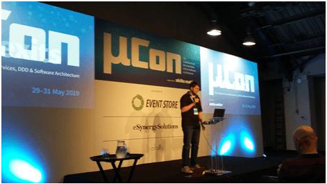 O novinkách a trendoch z DDD a Microservices priamo z µCon London 2019 3