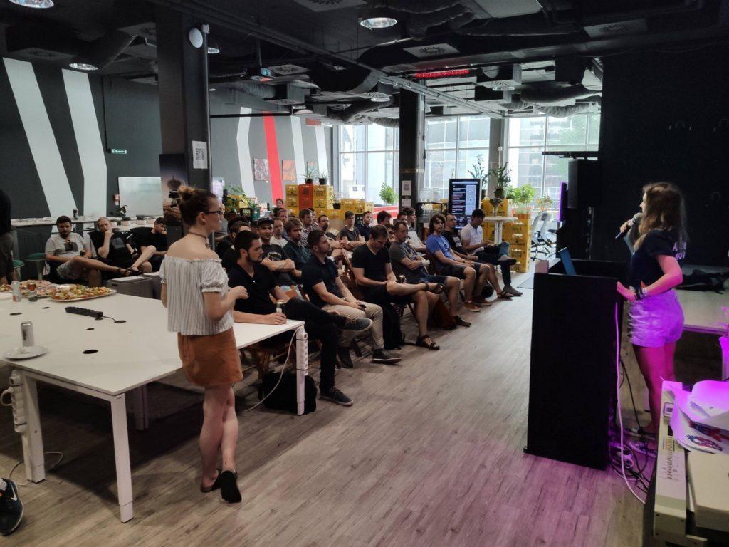 Progressbar a jeho komunita 5