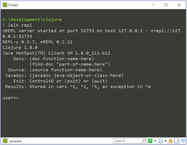 "Cloud, Containers, Clojure – lambda je ""sranda"" (1). 3"
