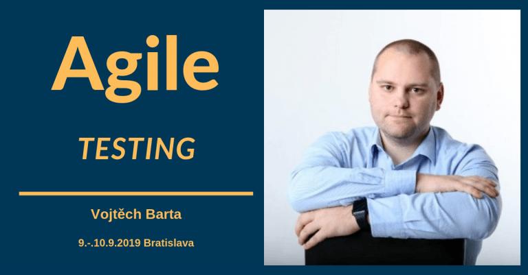 Workshop Agile Testing v Bratislave