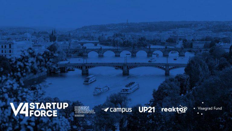 Startupový program, ktorý prepája firmy v regióne V4