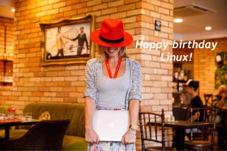28 faktov o Linuxe k jeho 28. narodeninám