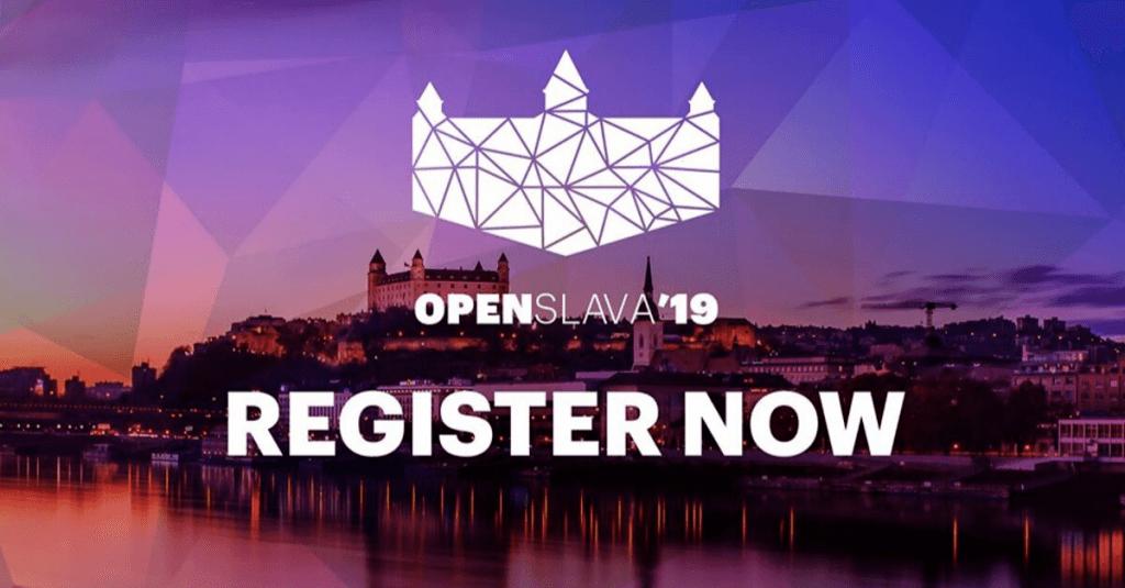 OpenSlava 2019 sa blíži! 1
