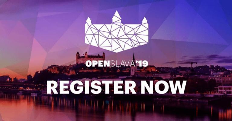 OpenSlava 2019 sa blíži!