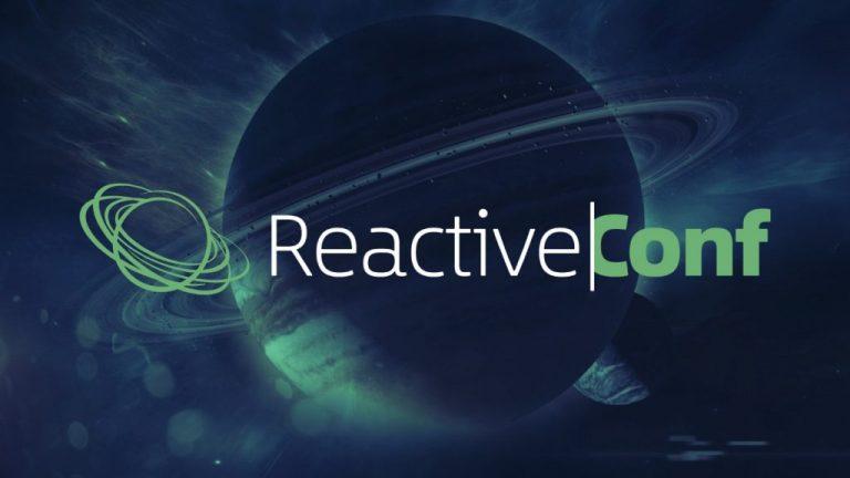 Kto príde na ReactiveConf?