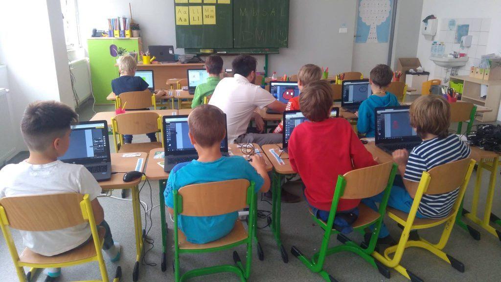 V Hemisfére aj deti učia učiteľov 1