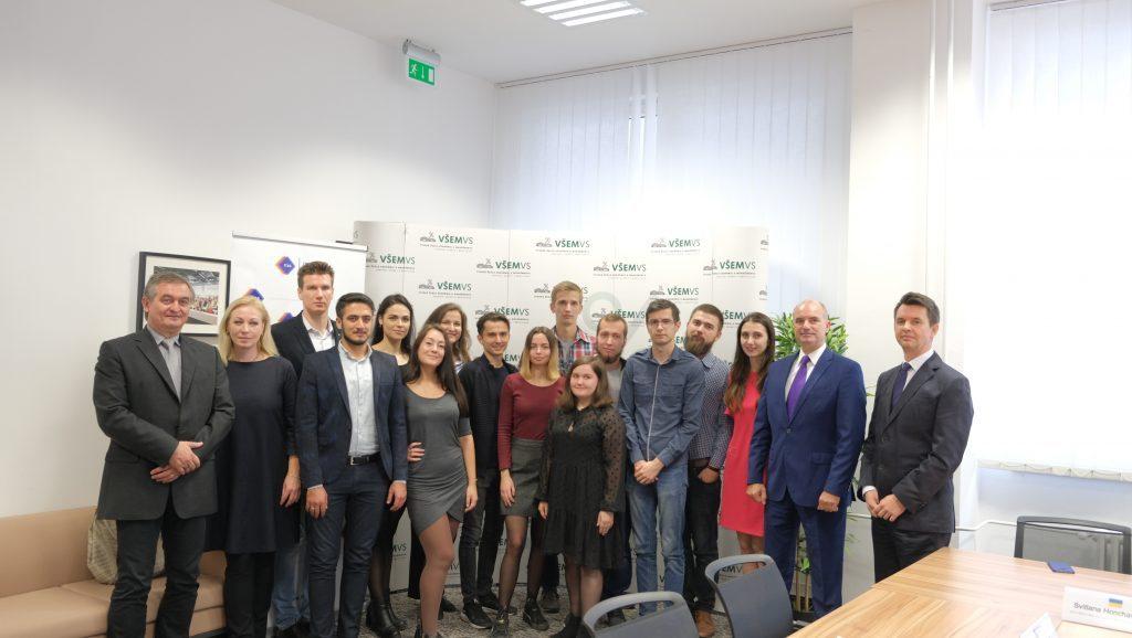 Na Slovensku už študuje 12 ukrajinských itečkárov, v roku 2020 by mali prísť ďalší 1