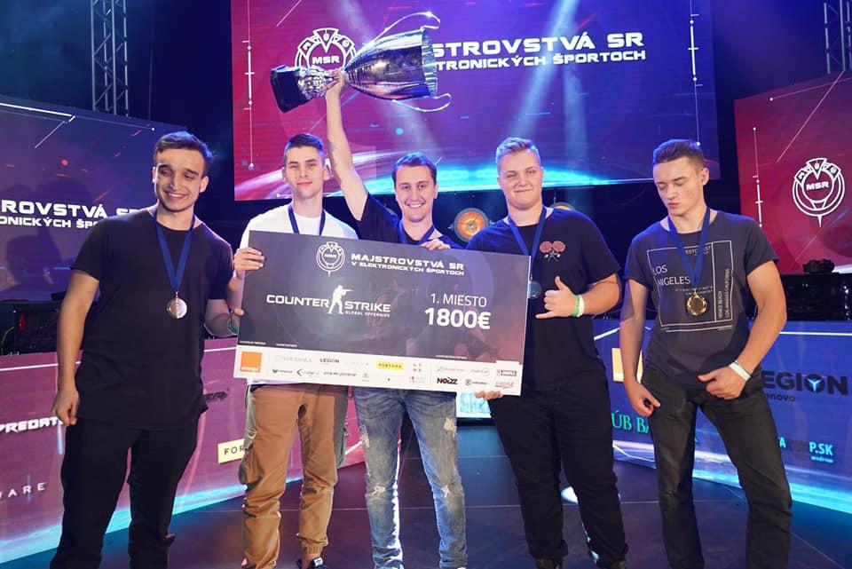 Majstrovské tituly, výnimoční hostia a skvelá zábava - herný turnaj Orange MSR v elektronických športoch je za nami 3